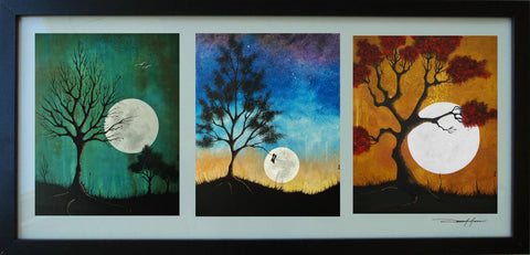 Tree Trio Collection - Fiendish Thingies - 1