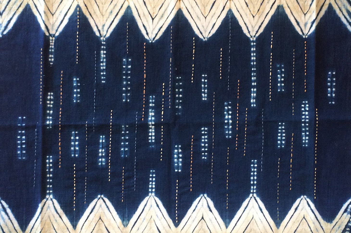 Shibori and Indigo at Slowstitch Studio