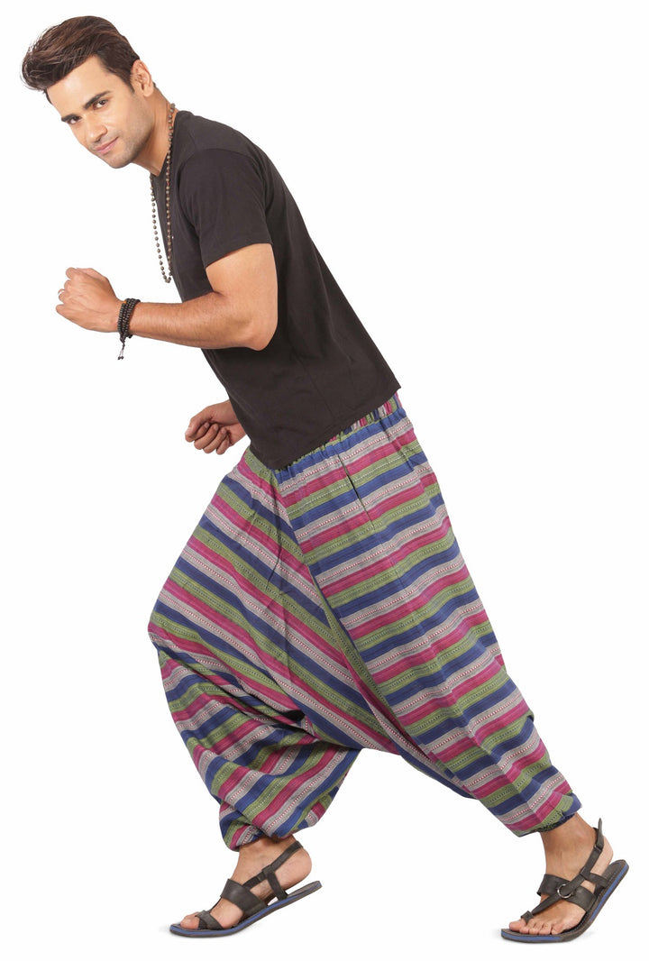 Experience The Individuality Of Harem Pants Men