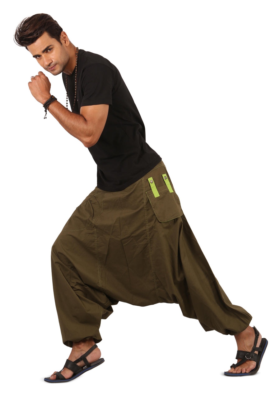 Harem Pants, Khakhi Harem Pants, Show me some Mens Harem Pants, Show me some Womens Harem Pants, What is a harem pant, Show me some baggy pants, I want to buy harem pants, cool harem pants, Wide leg harem Pants, Cheap Harem Pants, Show me best harem pants, Highly rated Harem Pants