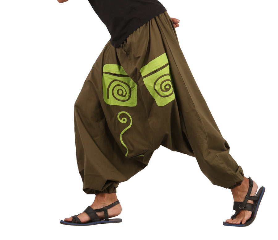 Harem Pants, Khaki Harem Pants, Men Harem Pants, Mens Harem Pants, Boho Pants, Genie Pants, Hippie Pants, Wide Leg Pants, Show me Hippie Pants, Show me some Mens Harem Pants, Show me some Womens Harem Pants, What is a harem pant, Show me some baggy pants, I want to buy harem pants, cool harem pants, Wide leg harem Pants, Cheap Harem Pants, Show me best harem pants, Highly rated Harem Pants, Sarouel, Haremshose, Afgani Pants, One Size Fits All Pants,Show me  XXXL Pants