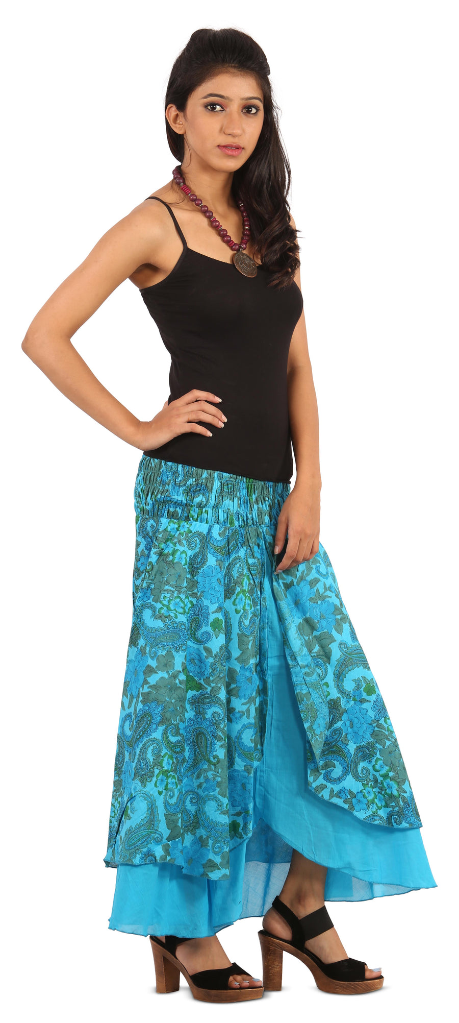 long Blue skirt, long skirts for women, long skirt, maxi skirt, ladies skirt, skirts online, summer skirts, winter skirts, cute skirts, cotton skirts, XL Skirt, XXL Skirts, Long skirts online , full skirt, long summer skirts, casual skirts, Skirts with pockets