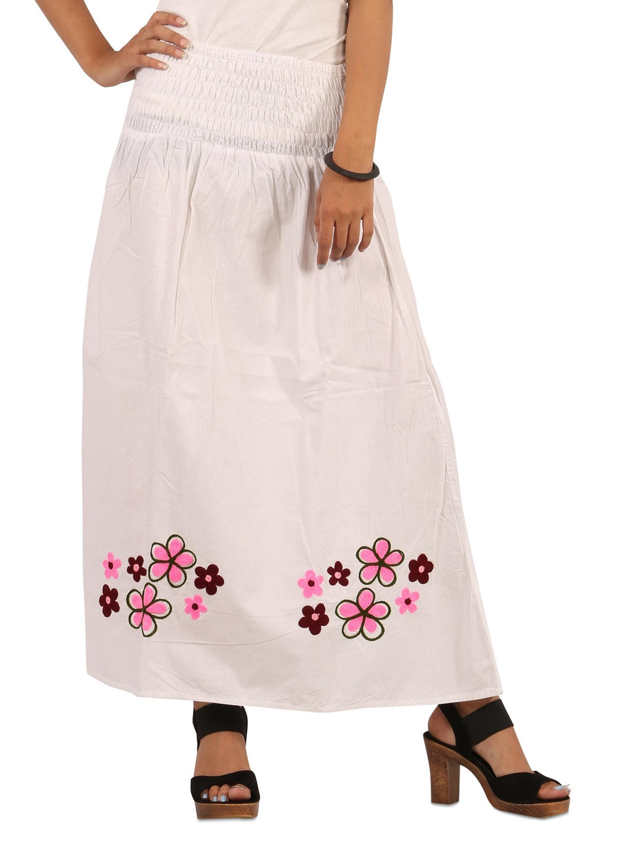 long White skirt, long skirts for women, long skirt, maxi skirt, ladies skirt, skirts online, summer skirts, winter skirts, cute skirts, cotton skirts, XL Skirt, XXL Skirts, Long skirts online , full skirt, long summer skirts, casual skirts, Skirts with pockets