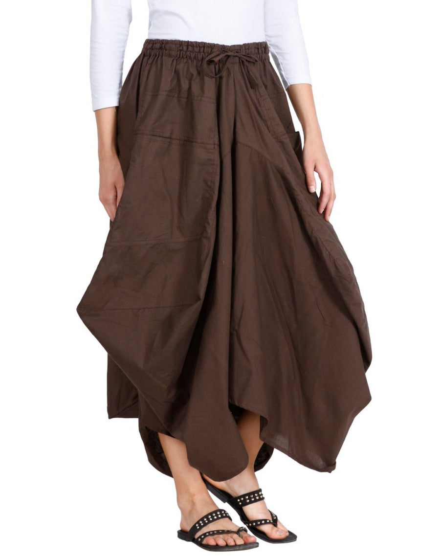 long brown skirt, long skirts for women, long skirt, maxi skirt, ladies skirt, skirts online, summer skirts, winter skirts, cute skirts, cotton skirts, XL Skirt, XXL Skirts, Long skirts online , full skirt, long summer skirts, casual skirts