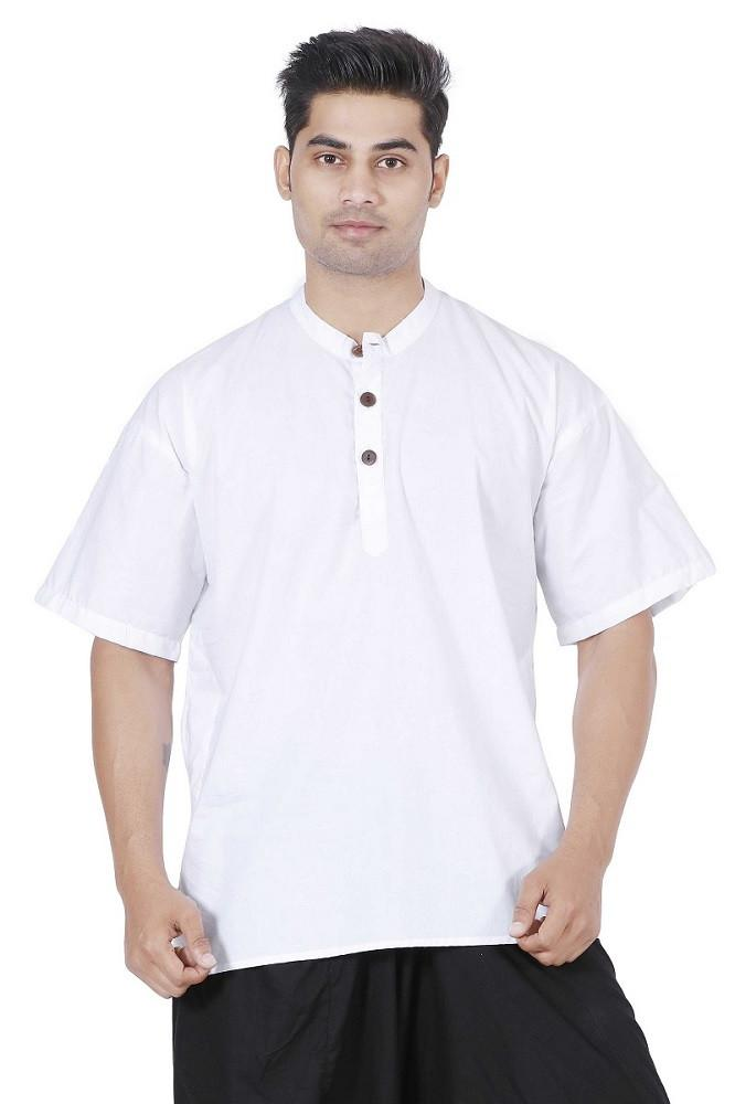 Men white Kurta, Boys kurta, Mens T-shirt, Boys T-shirt, Mens kurta Online, Mens cotton Kurta, mens Large kurta, Hippie kurta, yoga kurta, Travel kurta, Travel T-shirt, travel top