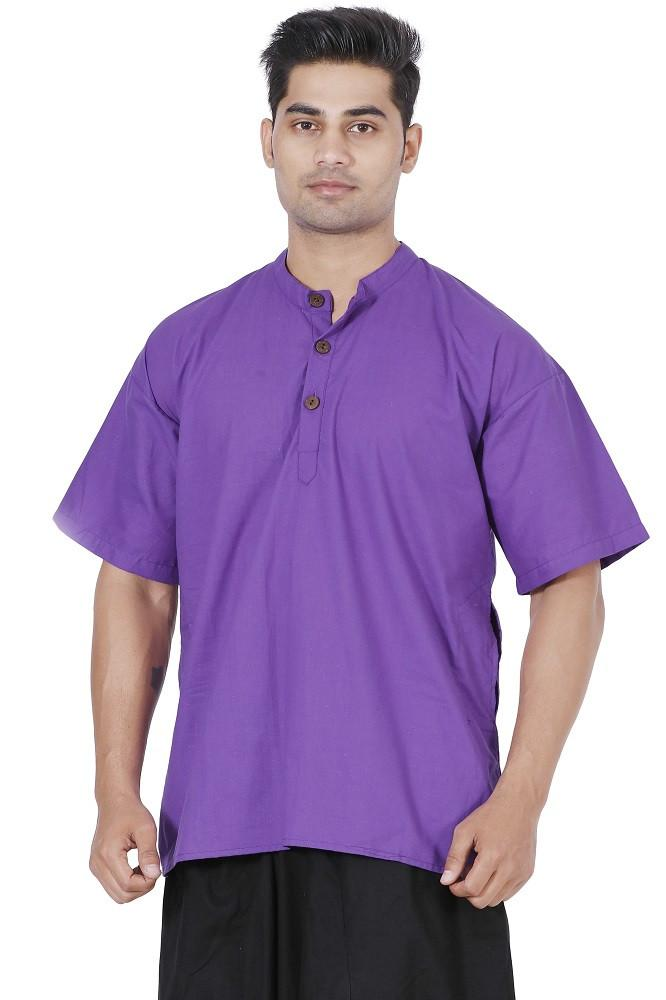 Men Purple Kurta, Boys kurta, Mens T-shirt, Boys T-shirt, Mens kurta Online, Mens cotton Kurta, mens Large kurta, Hippie kurta, yoga kurta, Travel kurta, Travel T-shirt, travel top