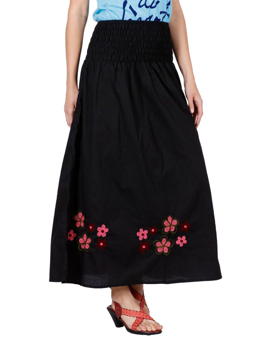 long black skirt, long skirts for women, long skirt, maxi skirt, ladies skirt, skirts online, summer skirts, winter skirts, cute skirts, cotton skirts, XL Skirt, XXL Skirts, Long skirts online , full skirt, long summer skirts, casual skirts, Skirts with pockets