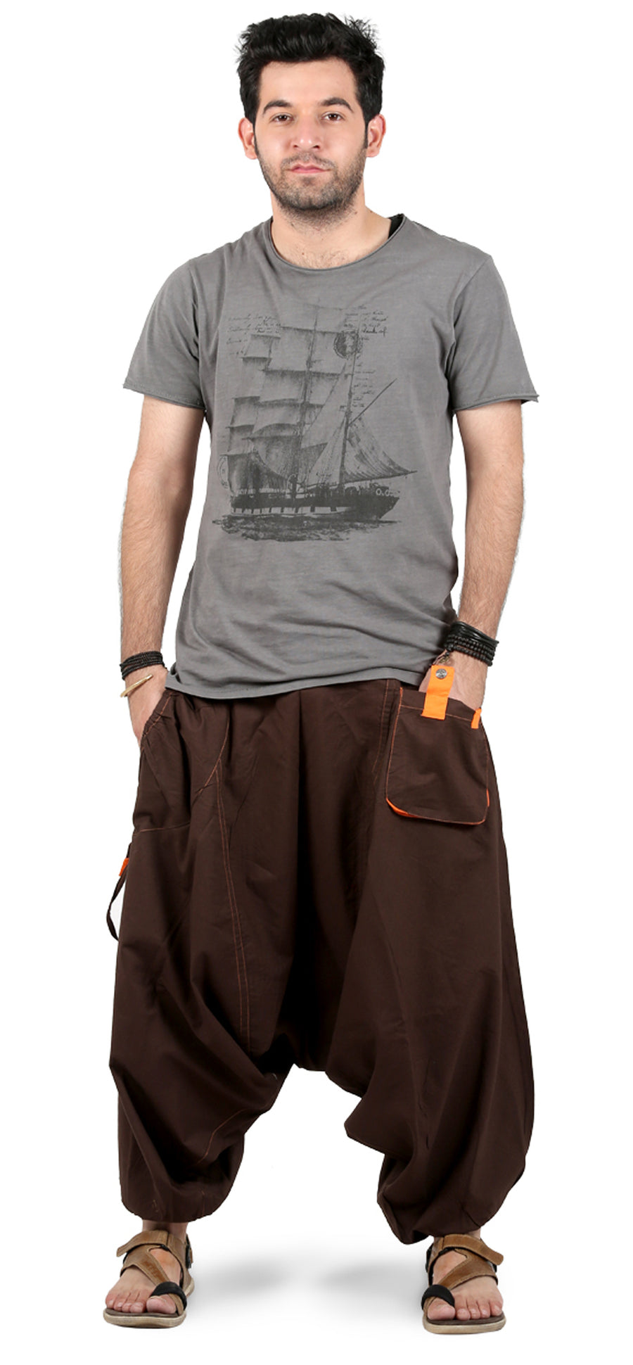 Harem Pants, Brown Harem Pants, Show me some Mens Harem Pants, Show me some Womens Harem Pants, What is a harem pant, Show me some baggy pants, I want to buy harem pants, comfy pants, travel pants, picnic pants, hiking pants, cool harem pants, Wide leg harem Pants, Cheap Harem Pants, Hippie Pants, Cotton Harem Pants, Show me best harem pants, Highly rated Harem Pants, Best Casual Pants