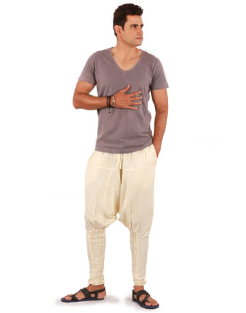 off White linen pants, Off White Pants,Drop Crotch Pants, Womens Harem Pants, Boho Pants, Travel Pants, MC Hammer Linen pants, Mens Harem  Pants, Harem linen pants, pure Linen Pants, Genie Linen Pants, Baggy Linen Pants, Show me some white linen pants, Show me pure white linen pants, show me some linen baggy pants, show me some linen hippie pants, Casual Pants, Relaxed Pants, Comfy Pants, Cowl Pants, Indian Pants