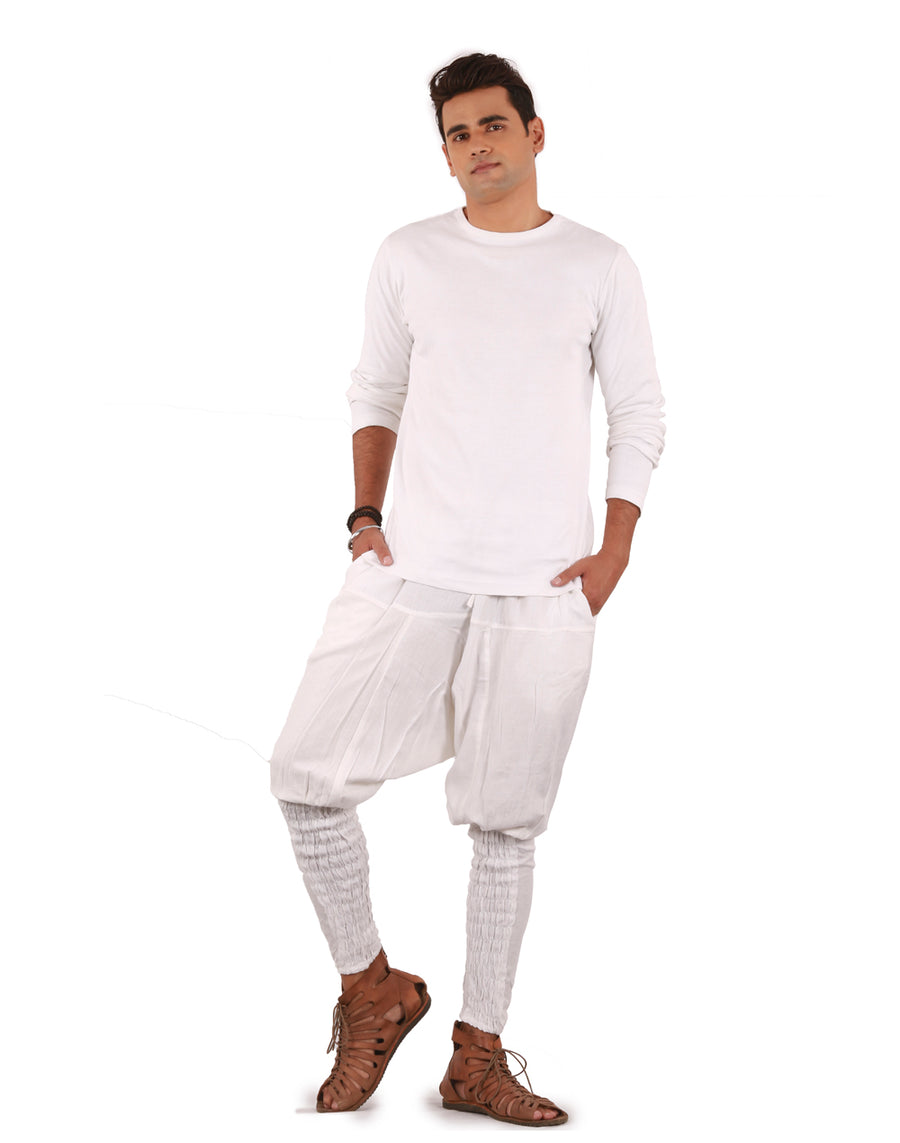 White linen pants, White Pants,Drop Crotch Pants, Womens Harem Pants, Boho Pants, Travel Pants, MC Hammer Linen pants, Mens Harem  Pants, Harem linen pants, pure Linen Pants, Genie Linen Pants, Baggy Linen Pants, Show me some white linen pants, Show me pure white linen pants, show me some linen baggy pants, show me some linen hippie pants, Casual Pants, Relaxed Pants, Comfy Pants, Cowl Pants, Indian Pants