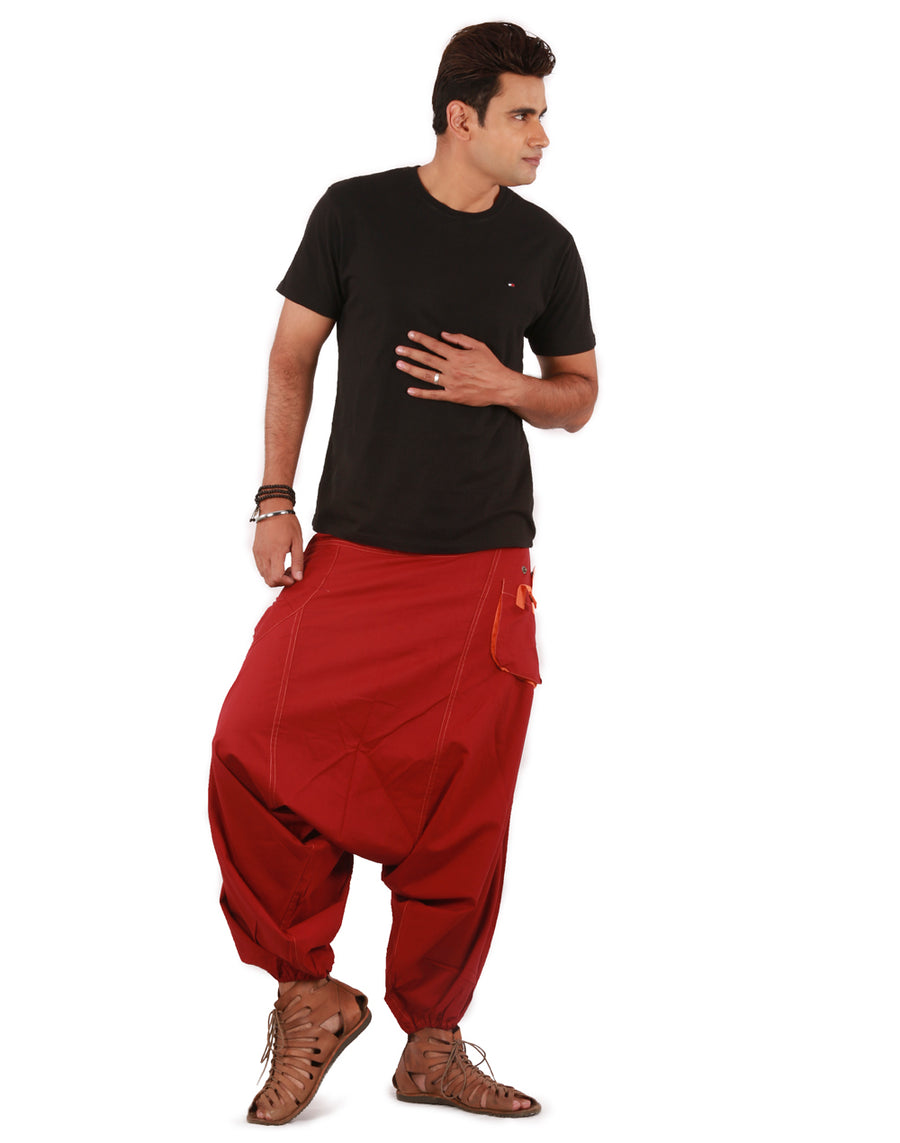 Harem Pants, Maroon Harem Pants, Show me some Mens Harem Pants, Show me some Womens Harem Pants, What is a harem pant, Show me some baggy pants, I want to buy harem pants, cool harem pants, Wide leg harem Pants, Cheap Harem Pants, Show me best harem pants, Highly rated Harem Pants