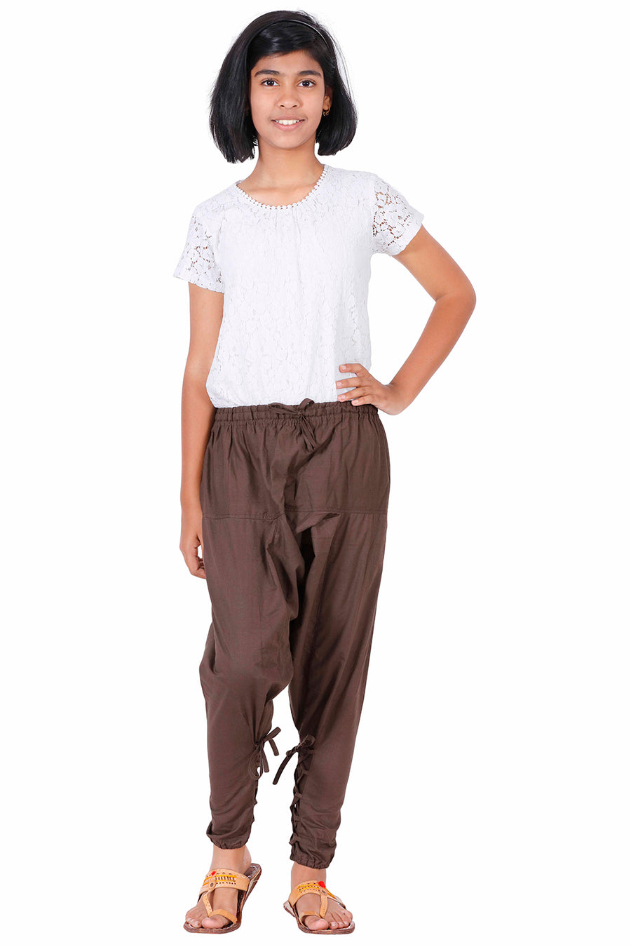 Kids Harem Pants - MC Hammer Style