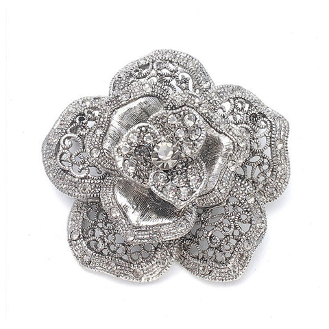 Vintage Rose Special Occasion Brooch