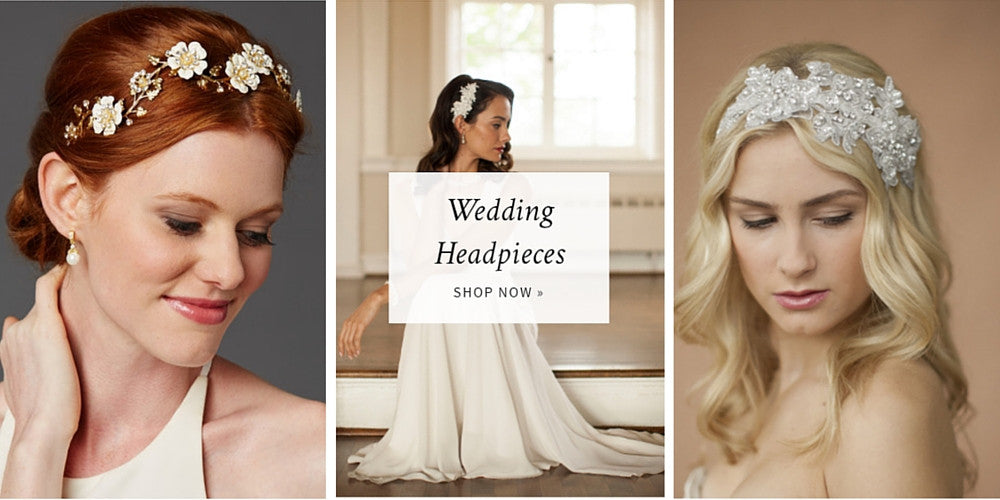 One Heart Bridal Headpieces