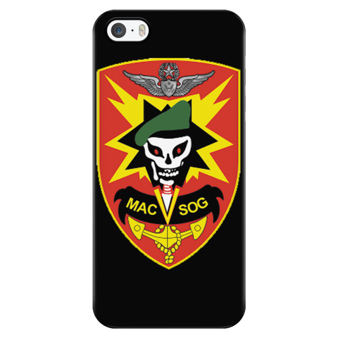 MACVSOG Iphone 5-5S Case