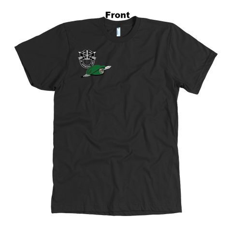CCC Recon and Green Beret Tshirt