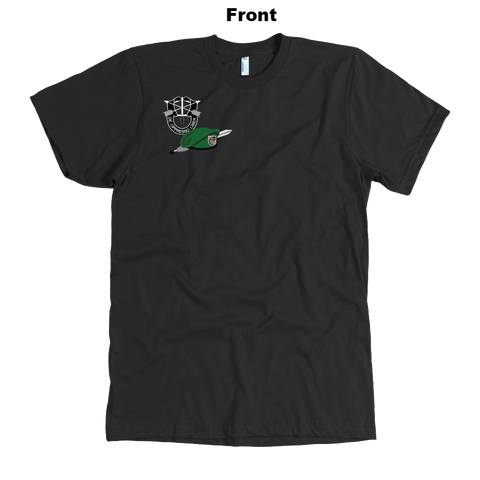 CCN Recon and Green Beret Tshirt