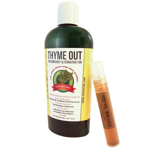 Thyme Out All Natural Skincare Treatment