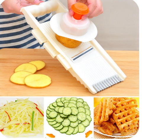Multifunctional Shredder Fruit Vegetable Chopper