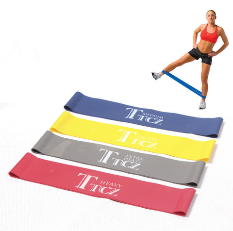 Tension Ankle Resistance Band Exercise Loop