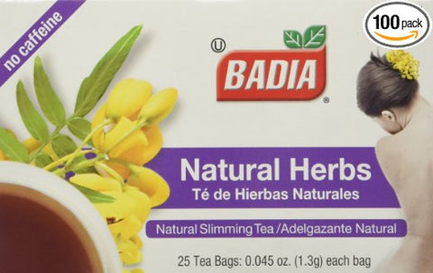 Badia Natural Herb Tea