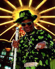 TIMEBANDITS Spinner Watch - Seen On Arch Bishop Don Magic Juan