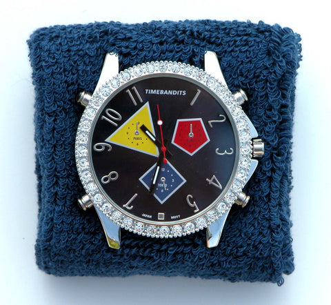TIMEBANDITS Mens Watch H01BL