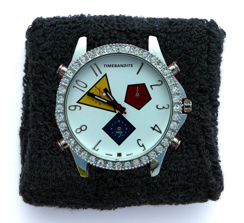 TIMEBANDITS Mens Watch H02W