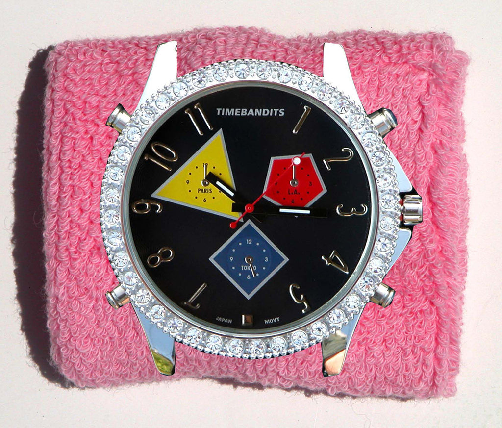 TIMEBANDITS Womens Watch H04BL