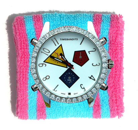 TIMEBANDITS Womens Watch H33W