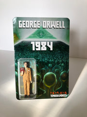 George Orwell 1984 - by Mear One x TIMEBANDITS