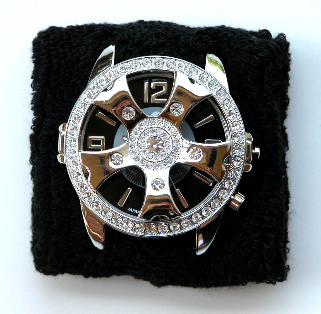 TIMEBANDITS Spinner Watch U02SBK