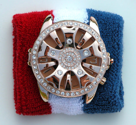 TIMEBANDITS Spinner Watch U17RG