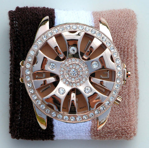 TIMEBANDITS Spinner Watch U26RG