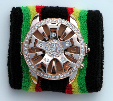 TIMEBANDITS Spinner Watch U31RG