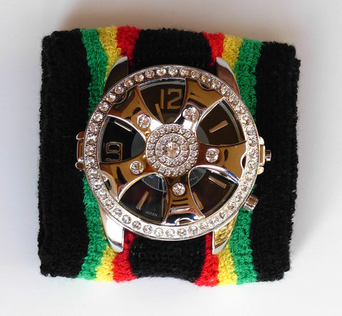 TIMEBANDITS Spinner Watch U31SBK
