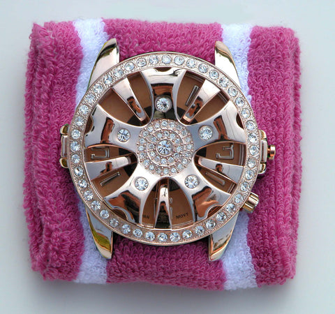 TIMEBANDITS Spinner Watch U36RG