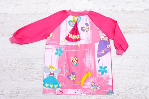 Funky Fairy School Art Smock