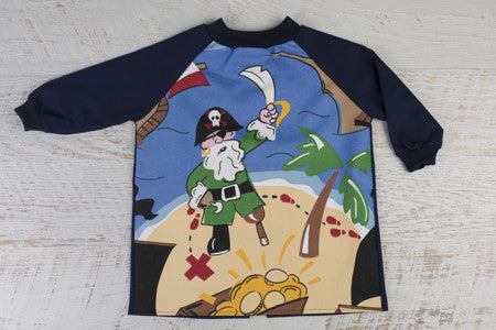 Pirate art smock