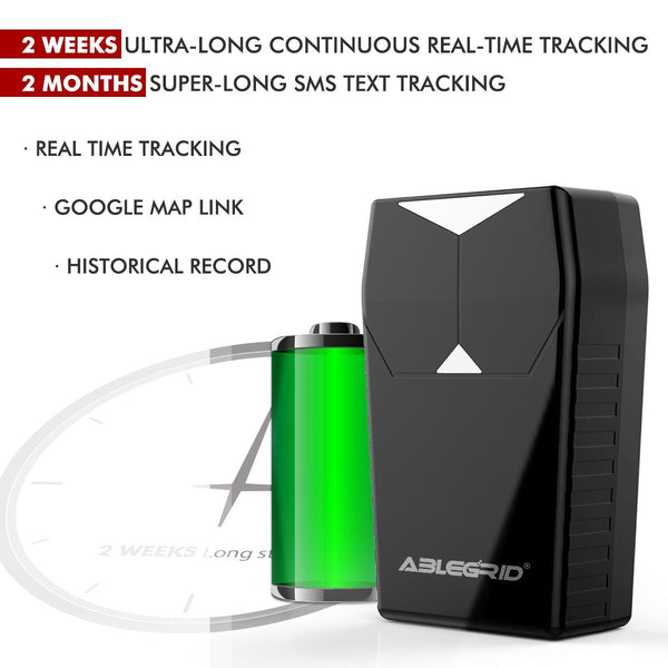 Ablegrid® GT Series GT-001 Real Time Quad band GSM GPRS 2G