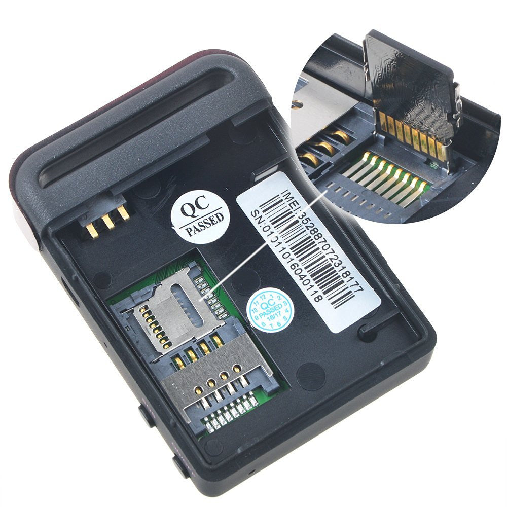 Gps Tracking Device For Cars >> Ablegrid® TK Series RealTime GPS Tracker GSM GPRS System ...