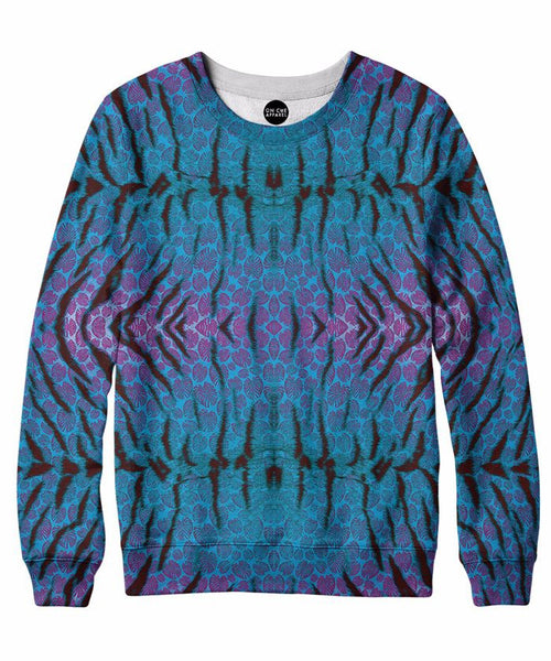 Leaf Tiger Crewneck Sweatshirt