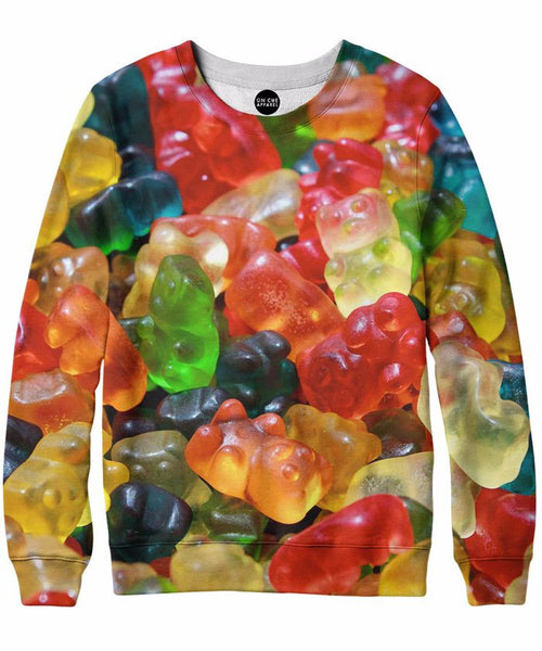 Gummy Bears Crewneck Sweatshirt
