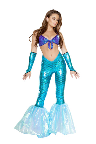Mermaid Vixen Costume
