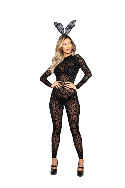 Exotic Crossbreed Leopard Bunny Costume