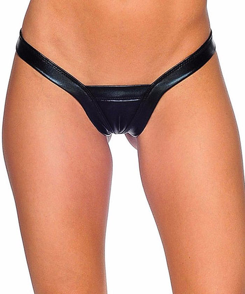Metallic Comfort V Thong