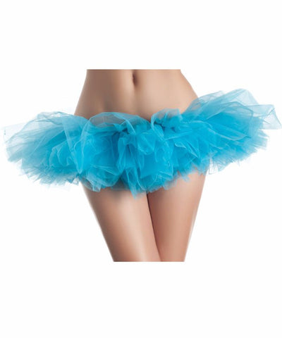 Light Blue Organza Tutu