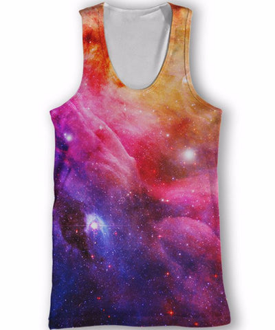 Beauty of Space Tank Top