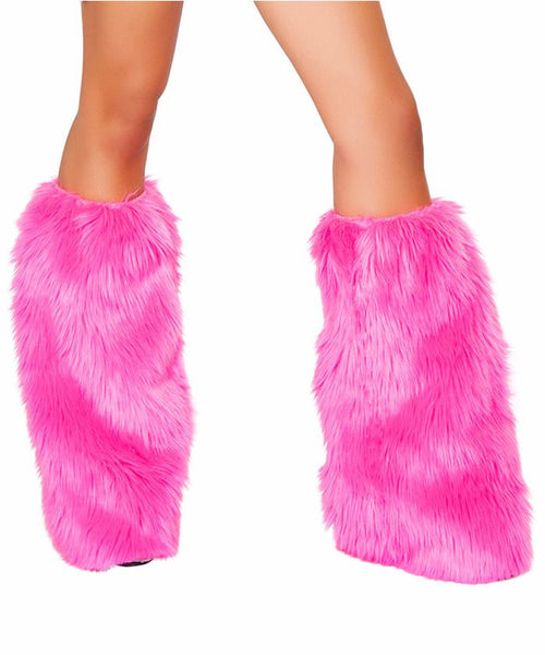 Hot Pink Fluffies