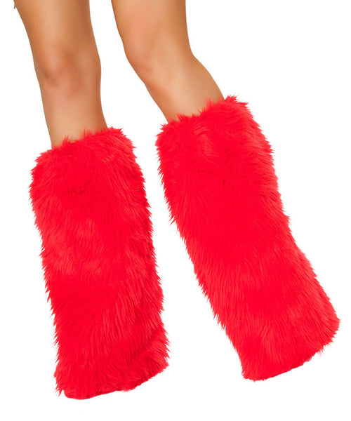 Red Fluffies